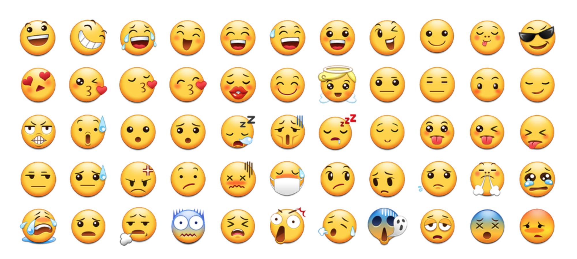 New To Emojipedia Samsung Facebook Emoji One Emoji Set Emoji Emoji Artwork