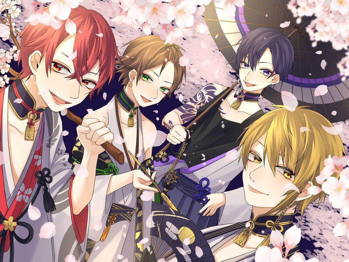 移行 on twitter anime anime people anime art