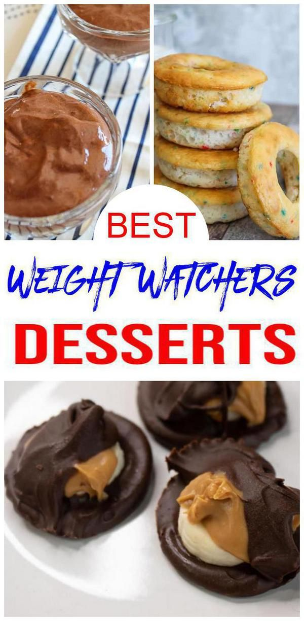 Weight Watchers Desserts Recipes With SmartPoints images