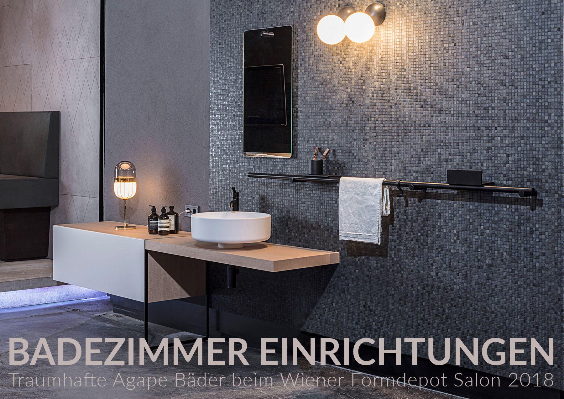 Badezimmer Einrichtung zum Träumen  used-design  Badezimmer