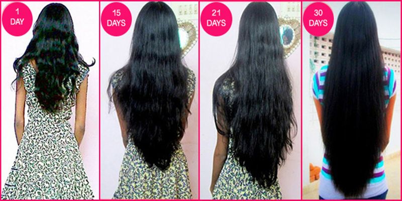 Image result for how to make your hair grow longer