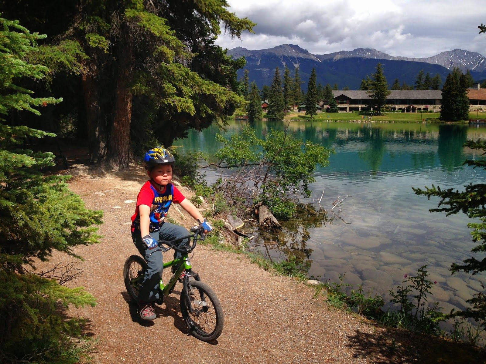 The Best Family Bike Trails In Jasper Bike Trails Family Bike