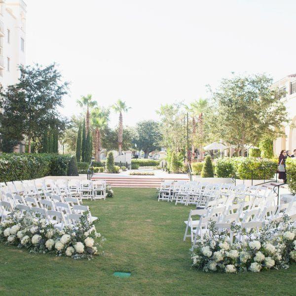 Outdoor Wedding Ceremony Orlando: Orlando Wedding And Party Rentals