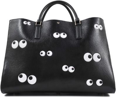 ANYA HINDMARCH Shopper Ebury Maxi Featherweight Nocturnal