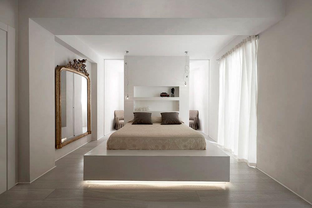 Idee di lavori in cartongesso per la camera da letto