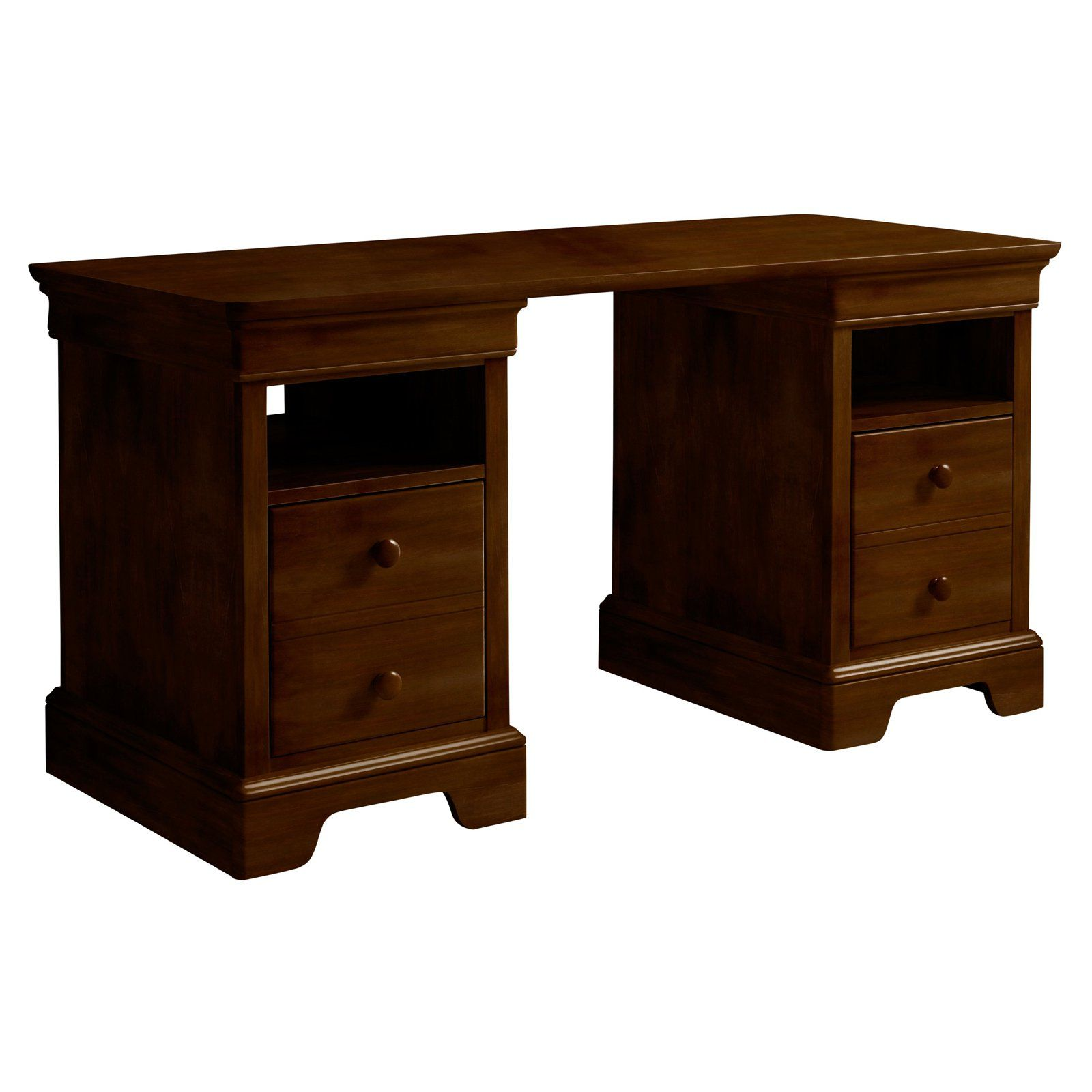 Stanley Furniture Teaberry Lane Partners Desk Furniture