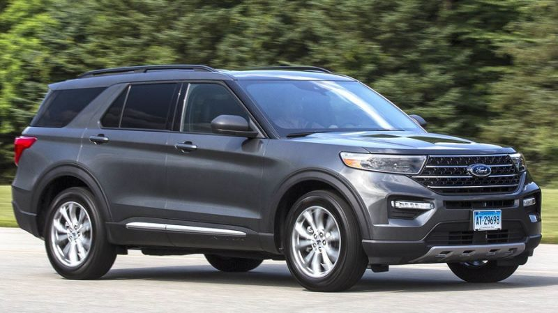 2020 Ford Explorer Drives Nicely But Has Many Flaws Ford Explorer 2020 Ford Explorer New Ford Explorer
