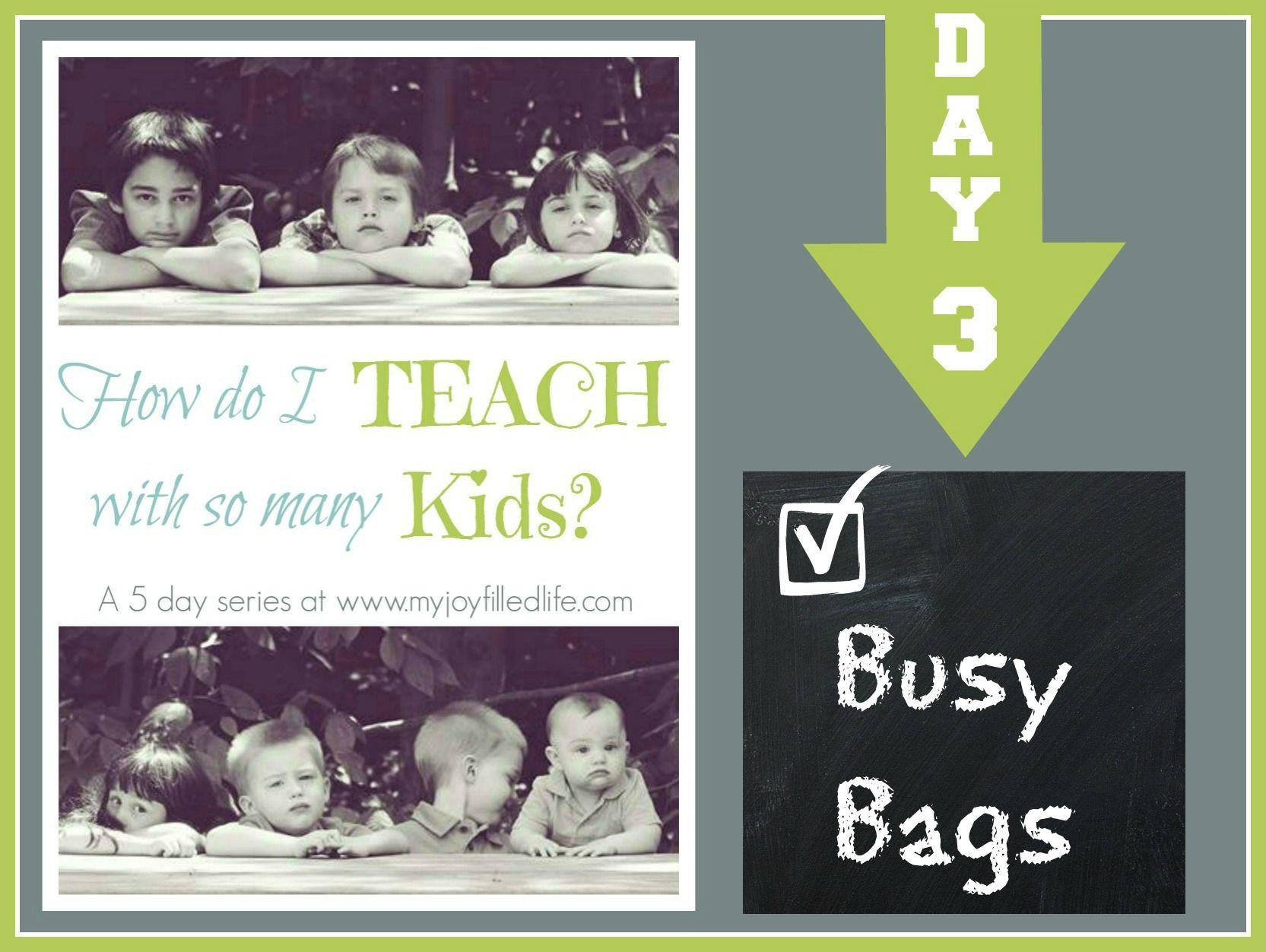 How Do I Teach With So Many Kids