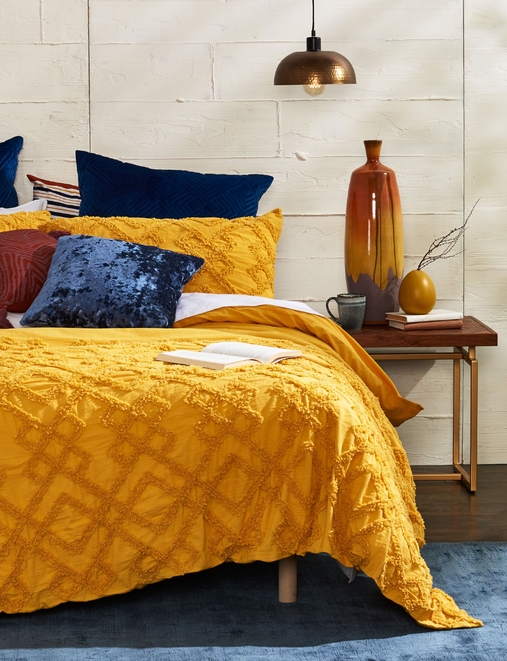 How to give your bedroom a makeover for 2020 with bold new