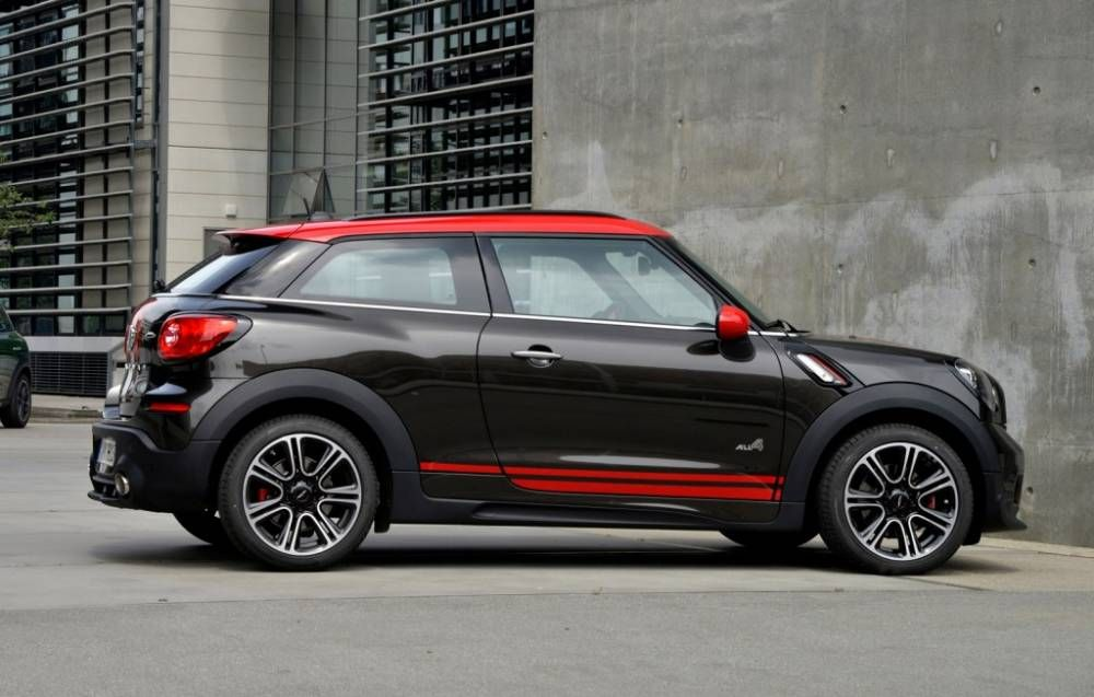 Mini Cooper Paceman S Models John Works