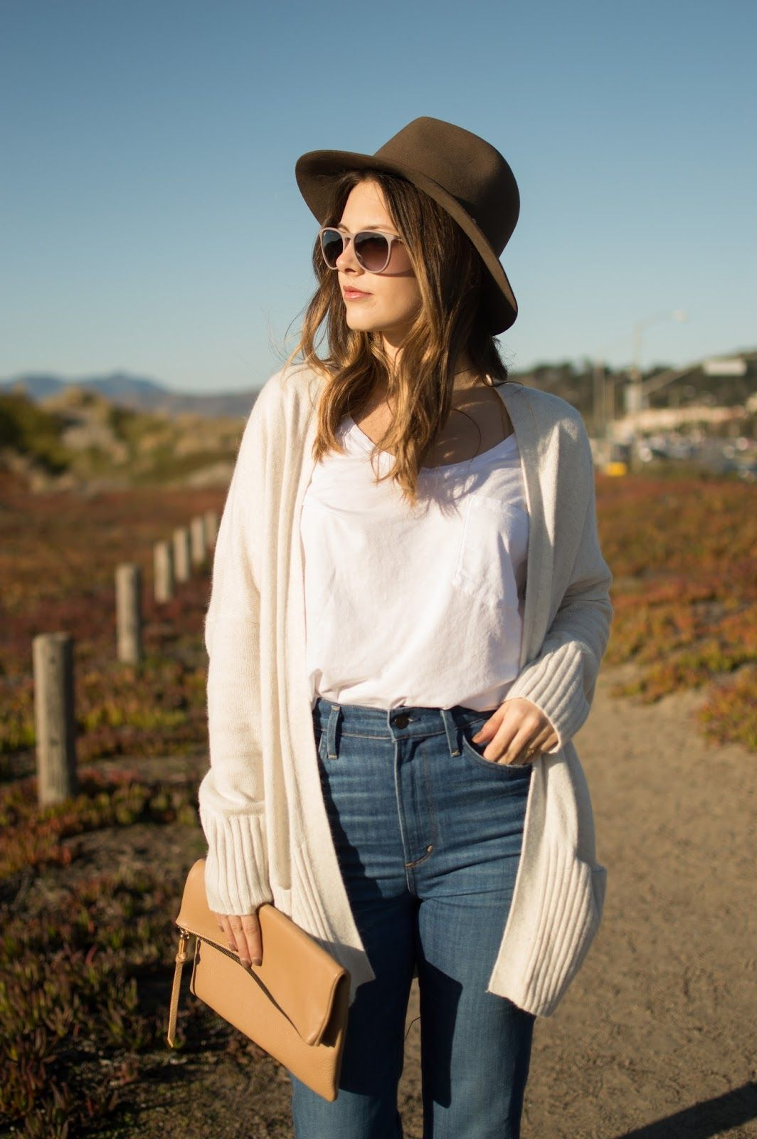 Photos by Joe Liu     There's nothing I love more than when casual, comfortable basics are paired with the right accessories and resul...