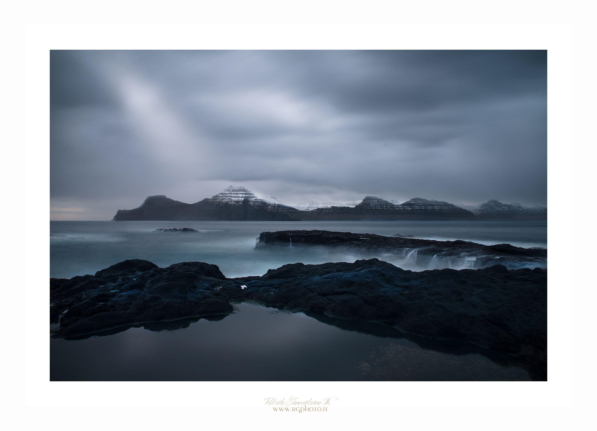 Gjogv - Isole Faroe