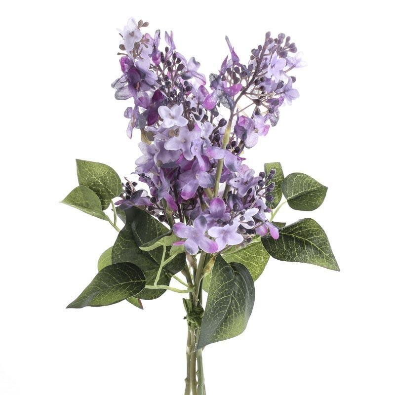 Lavender Artificial Lilac Bundle Bushes Bouquets Floral Supplies Craft Supplies Artificial Flowers Floral Supplies Flowers