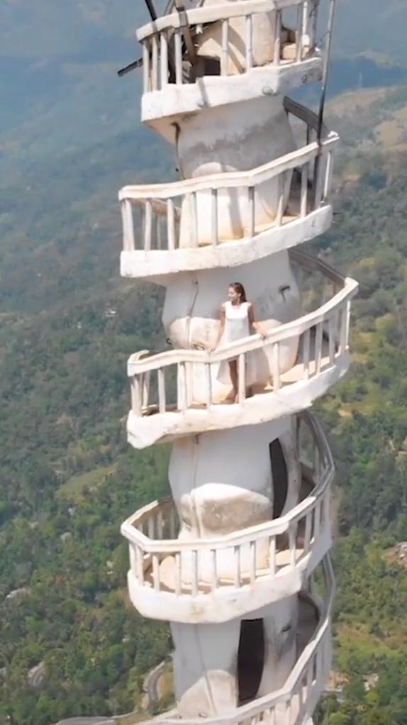 Adventurous Sri Lanka views