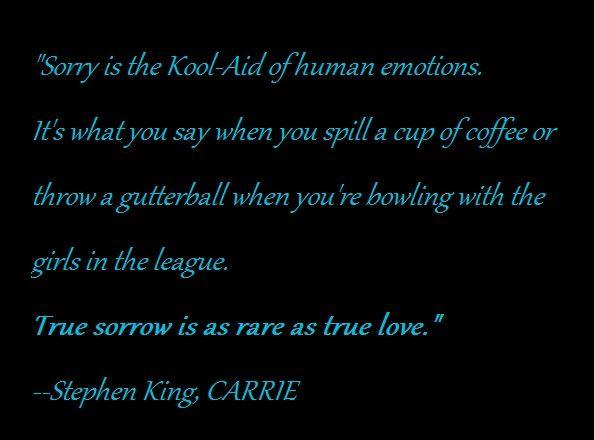 ---Carrie