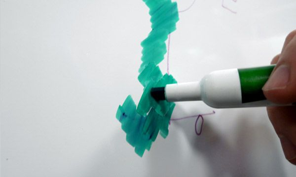 Howstuffworks How To Get Dry Erase Marker Out Of Clothes Dry Erase Dry Erase Markers Markers