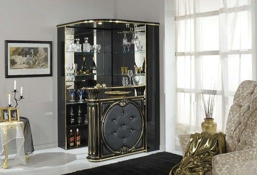 Tiffanie Italian Classic Bar Unit. Tiffanie Italian Classic Bar Unit   Roman Inspired Rooms