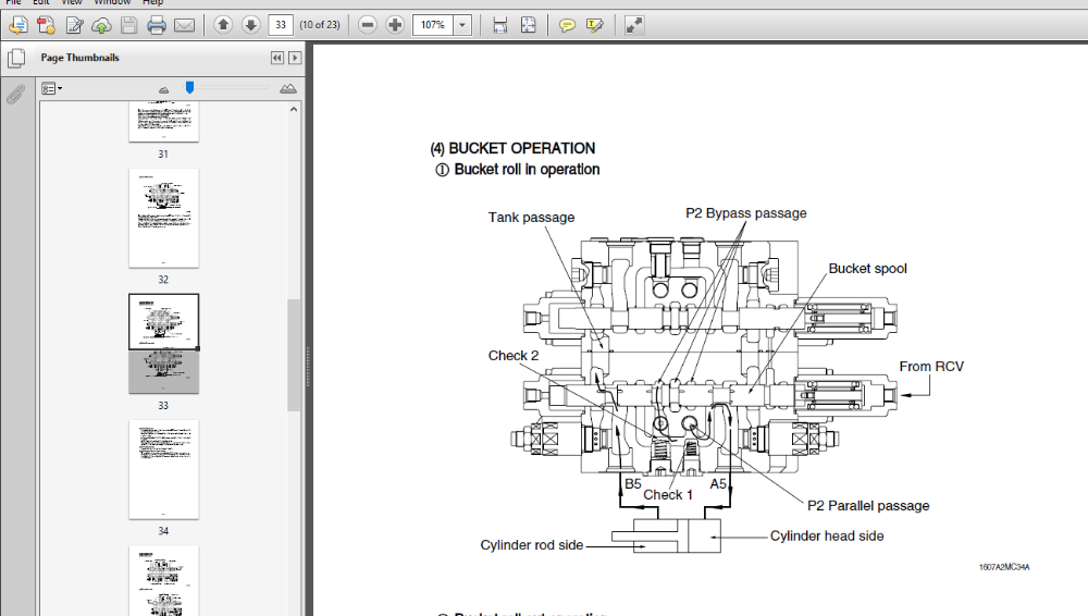 Hyundai R140lc 7a Crawler Excavator Service Repair Manual Pdf Download Repair Manuals Excavator Hyundai