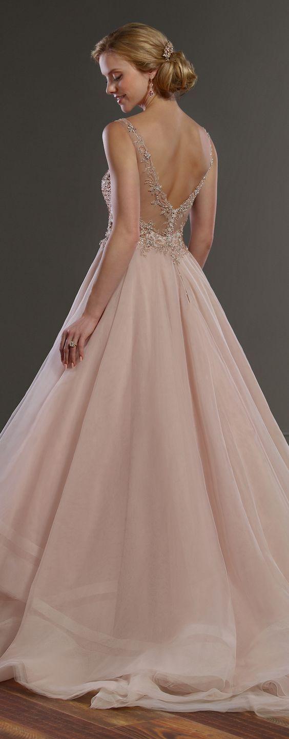 Wedding dress inspiration martina liana our bennett wedding d