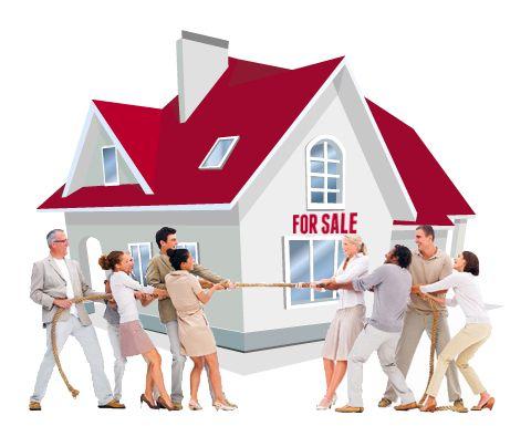 Real Estate Bidding Wars Are Back Real Estate Marketing Real Estate Career Real Estate Articles