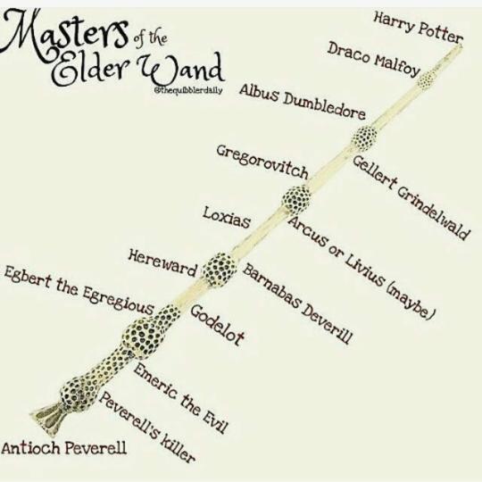 Varita De Sauco Varita Varita Sauco Harry Potter