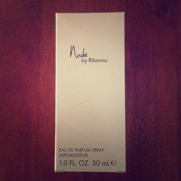 Nude By Rihanna Perfume Opened Only To Smell - Eau De -2028