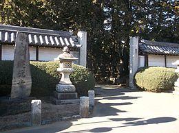 Keigenji temple kitami setagaya 2015.jpg