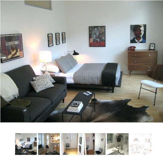 Efficiency Apartment Furniture Murphy Bed Efficiency ...