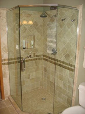 find this pin and more on frameless shower enclosures by