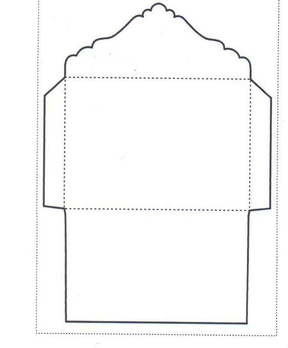 C Envelope Template  Ws Designs  Tempting Templates In Crafts