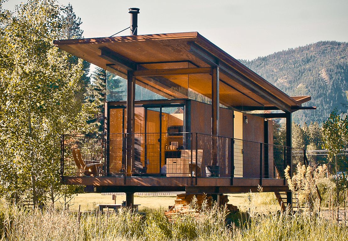 If there\u0027s one material Tom Kundig of Seattle firm Olson Kundig ...