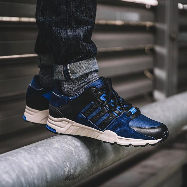 new product 19015 491ce Undefeated x Colette x adidas Consortium EQT Support Refined