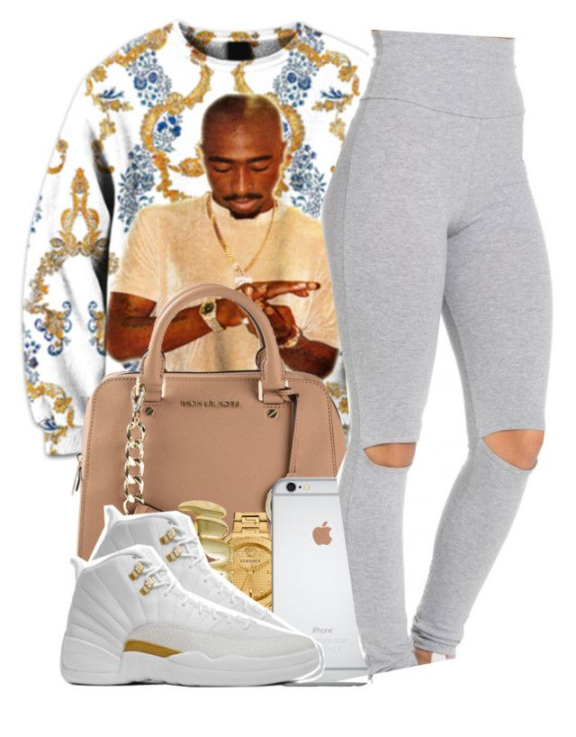 """fight night x migos"" by chanelesmith51167 ❤ liked on Polyvore featuring art"