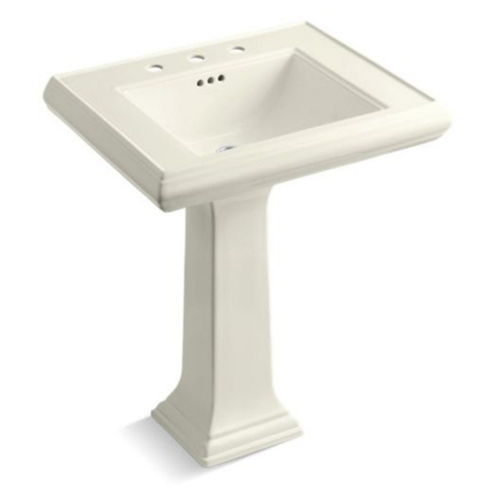 Kohler Memoirs Koh2258 Classic 27 In Pedestal Bathroom Sink