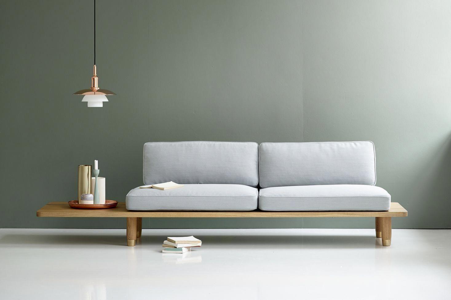Plank Sofa Fabric Design By Knudsen Berg Hindenes Myhr Dk3 Furnituredesign Modern Sofa Designs Diy Sofa Diy Couch