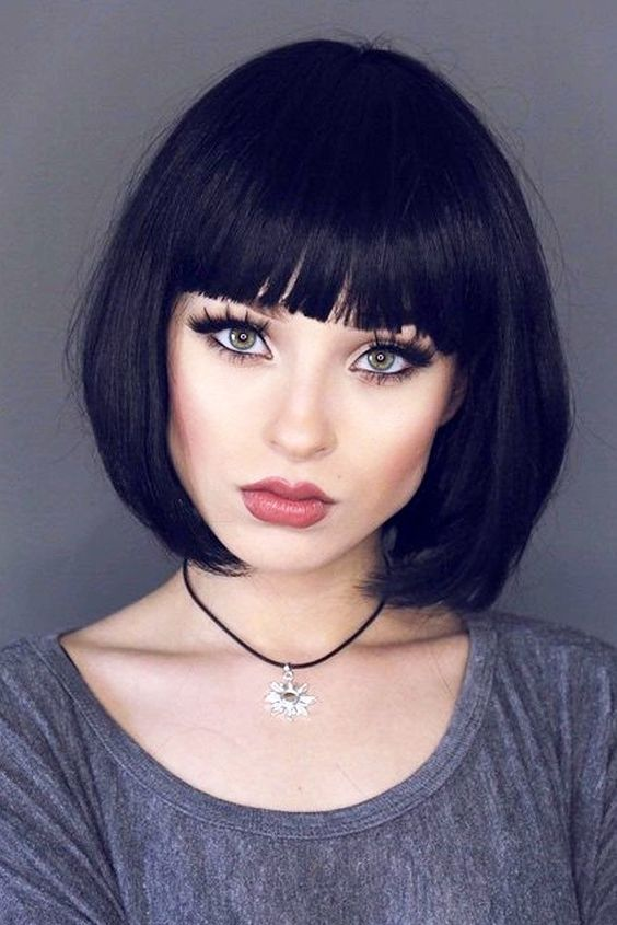Top 35 Short Haircuts For Round Face 2018 Hair In 2018 Pinterest