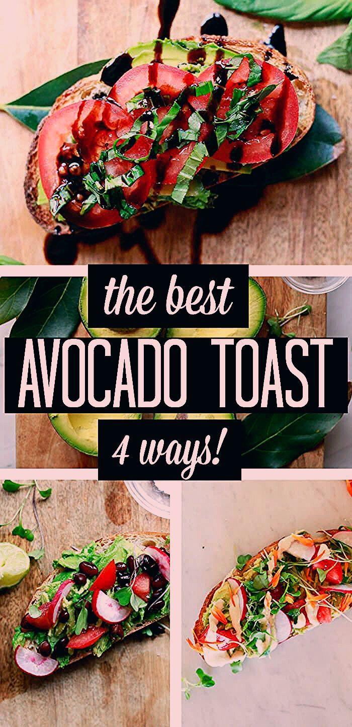 Avocado Toast   - Nourish    -
