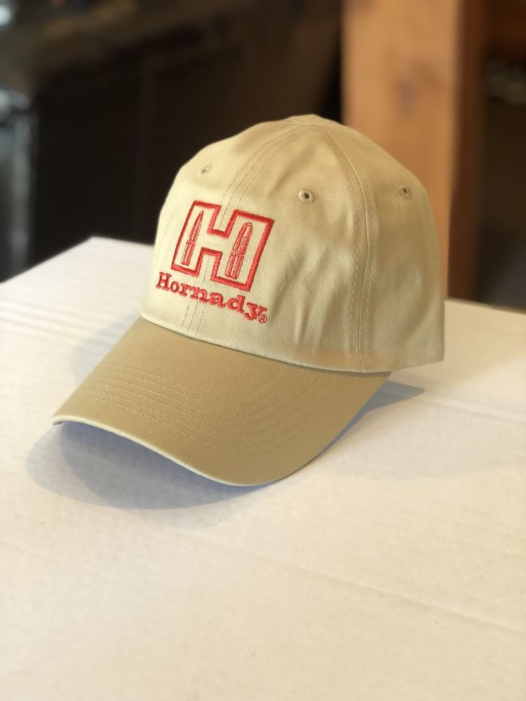 Hornady Firearms Cap Hat Tan Adjustable  fashion  clothing  shoes   accessories  mensaccessories  hats (ebay link) 85258cb32567