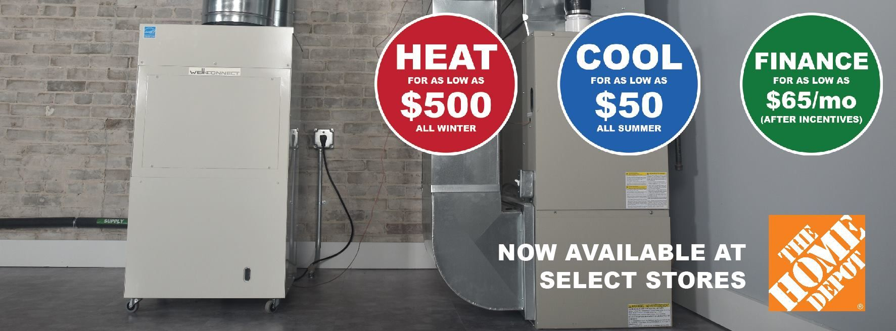 Wellconnect Are A Water Source Heat Pump Designed To Provide
