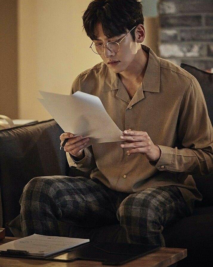 Good night in korean