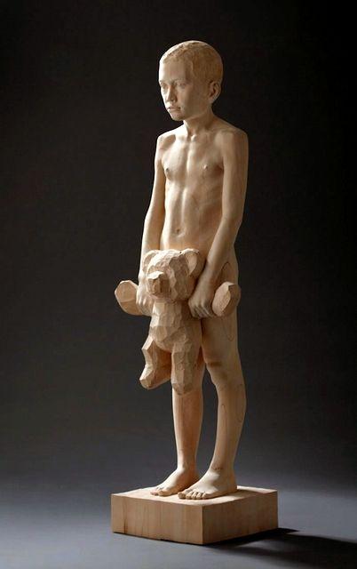 esculturas de madera - | ESCULTURA DE MADERA | Pinterest