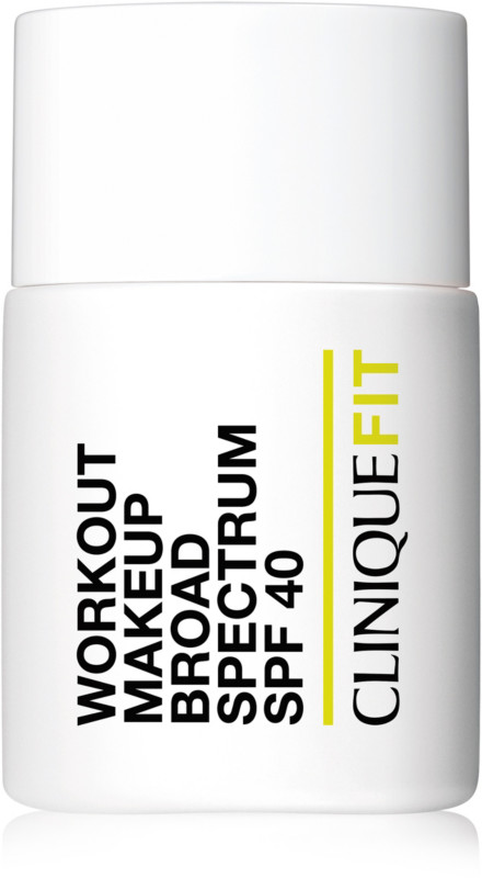 CliniqueFIT Workout Makeup Broad Spectrum SPF 40 in 2020