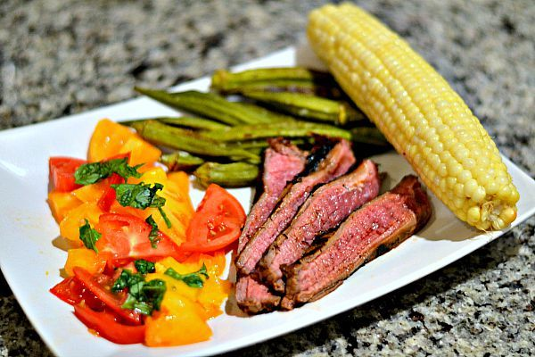 The Best Simple Flank Steak Marinade #recipesforflanksteak
