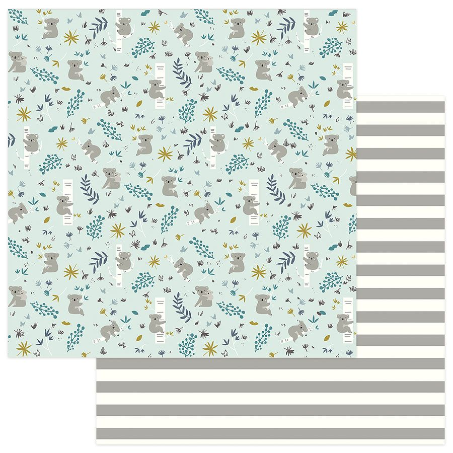Snuggle Up Photo Play Paper Co Scrapbook Paper Card Stock Snuggles