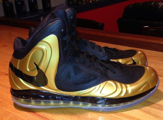 newest 7e60f f13c4 nike hyperposite rajon rondo gold black pe 2 Nike Hyperposite Rajon Rondo  Gold Black PE