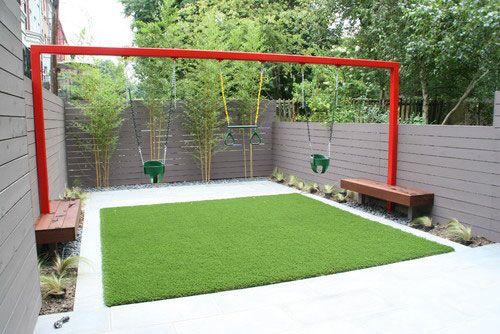 Schommel Voor Tuin : Grote schommel in de tuin interieur inrichting little miracle