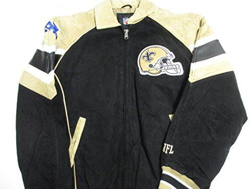 New Orleans Saints Suede Jackets | Cool Saints Fan Gear | New  hot sale