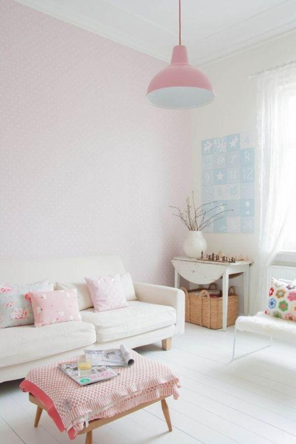 Decora tu casa en tonos pastel   Pinterest   Rosa pastel, Color rosa ...