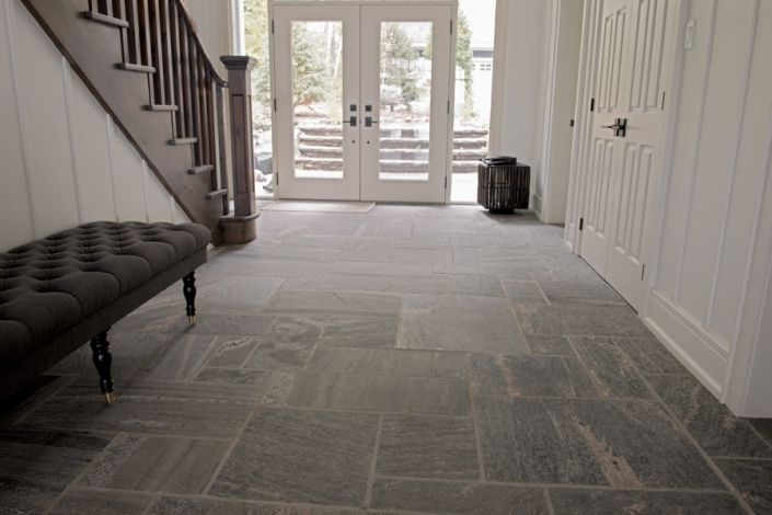 The Timeless Quality Of Nitural Granite Flooring Makes A Very For