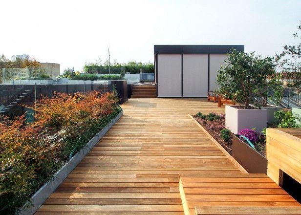 La villa sul tetto   Foto 1   LivingCorriere